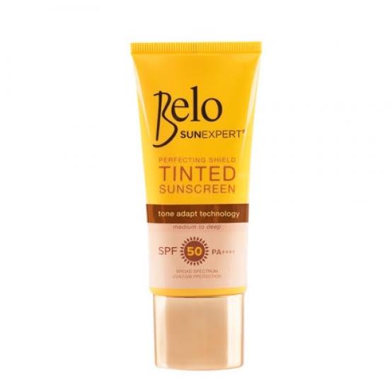 Belo SunExpert Tinted Sunscreen Spf50 Pa++++