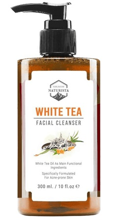 Naturista White Tea Facial Cleanser