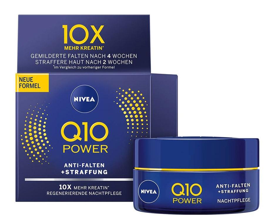 Nivea Q10 Power Anti Wrinkle Firming Night Cream