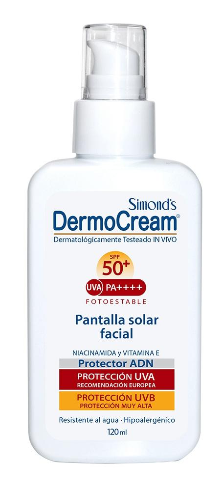 Simond's Facial Sunscreen Spf 50+ Cream Lotion