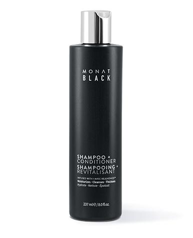 Monat Black Shampoo + Conditioner
