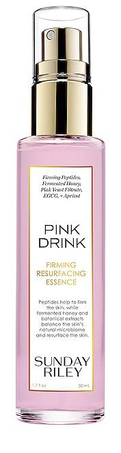 Sunday Riley Pink Drink Firming Resurfacing Essence