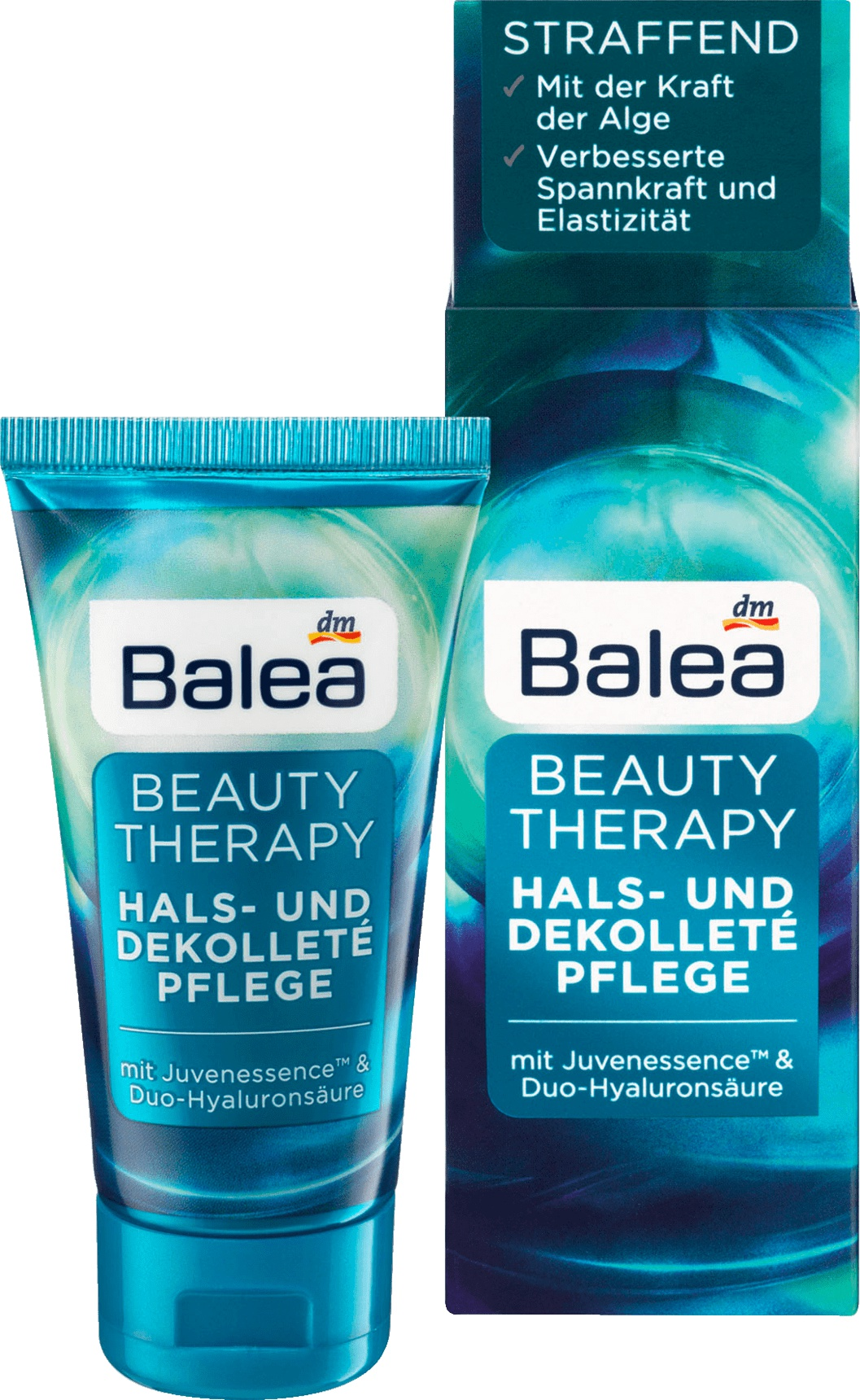 Balea Tagescreme Beauty Therapy Hals- Und Dekolletépflege
