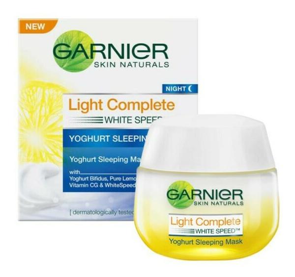 Garnier Light Complete Night Yoghurt