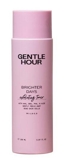 gentle hour Brighter Days Exfoliating Toner