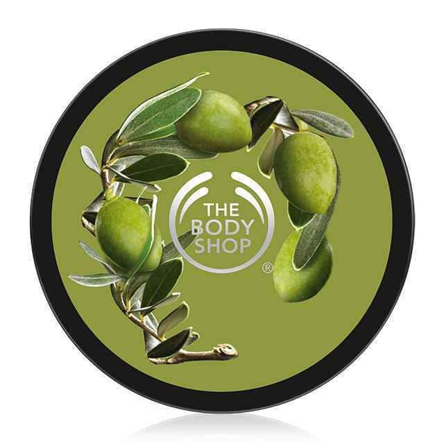 The Body Shop Olive Oil Body Butter