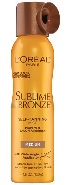 L'Oreal Sublime Bronze Pro Perfect Self-Tanning