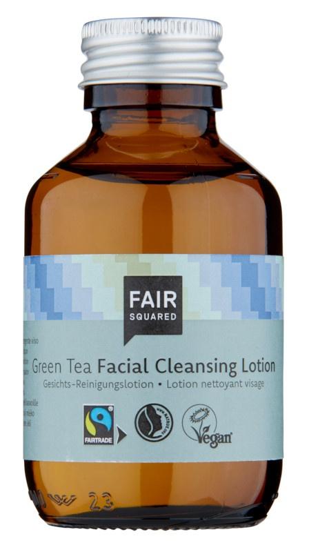 FAIR SQUARED Cleansing Lotion Green Tea