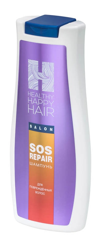 Happy hair Sos Repair Shampoo