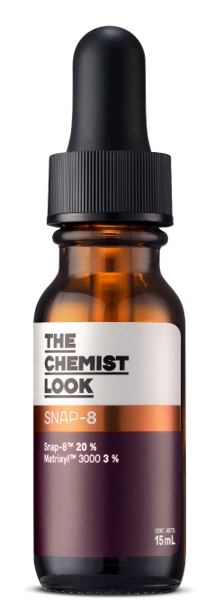 BOOSTER SNAP-8 The Chemist Look