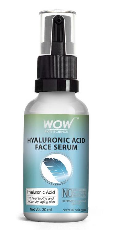 WOW skin science Hyaluronic Acid Moisturising Face Serum