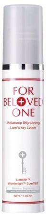For Beloved One Melasleep Brightening Lumi's Key Lotion