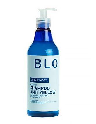CocoChoco Blond Shampoo Anti Yellow