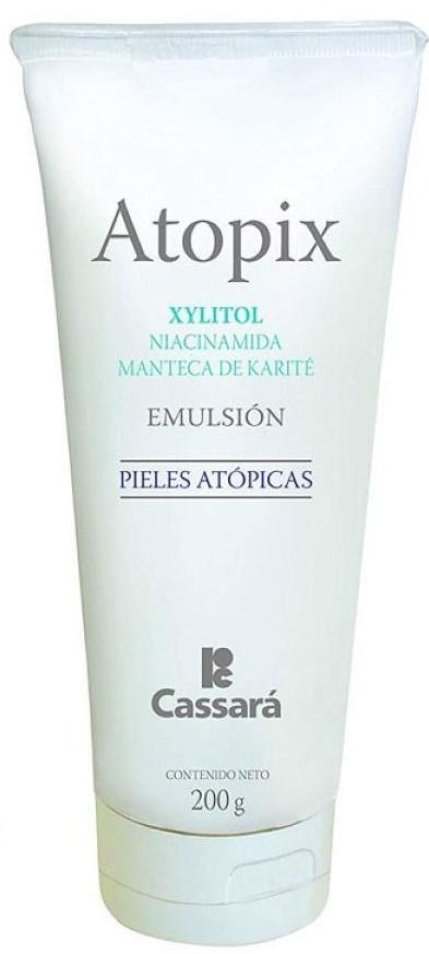 Cassara Atopix Atopix Emulsion Pieles Atopicas