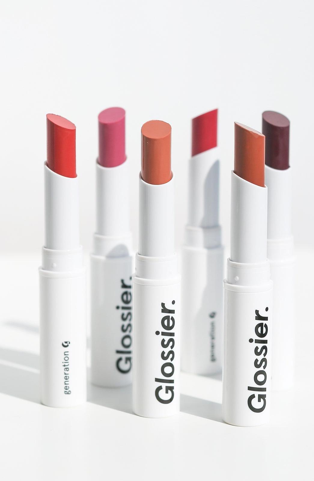 Glossier Sheer Matte Lipstick Generation G