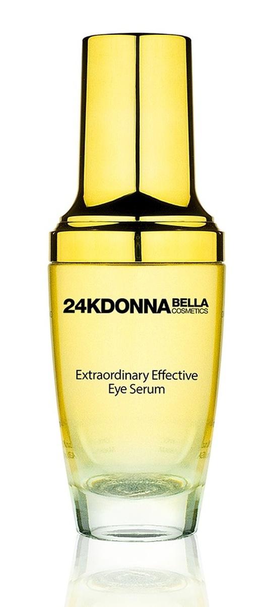 24K Donna Bella Extraordinary Effective Eye Serum