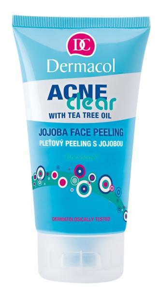 Dermacol Acneclear Jojoba Face Peeling