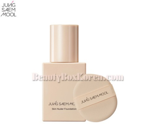 Jung Saem Mool JUNGSAEMMOOL Skin Nuder Foundation #Medium