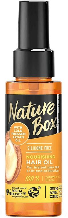 Nature box Nourishing Hair Oil