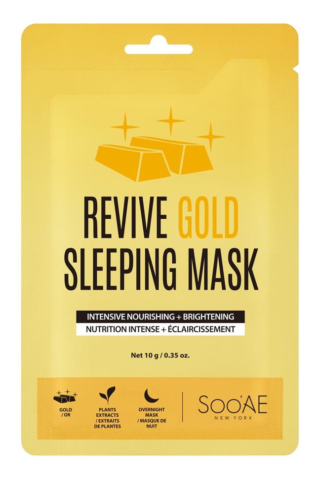 Soo AE Revive Gold Sleeping Mask