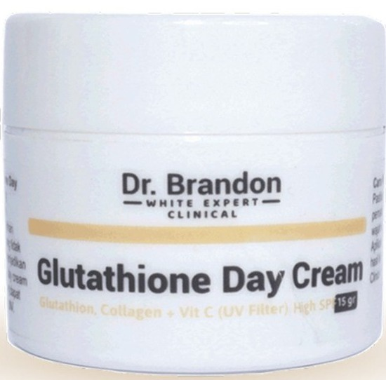 Dr Brandon Glutathione Day Cream