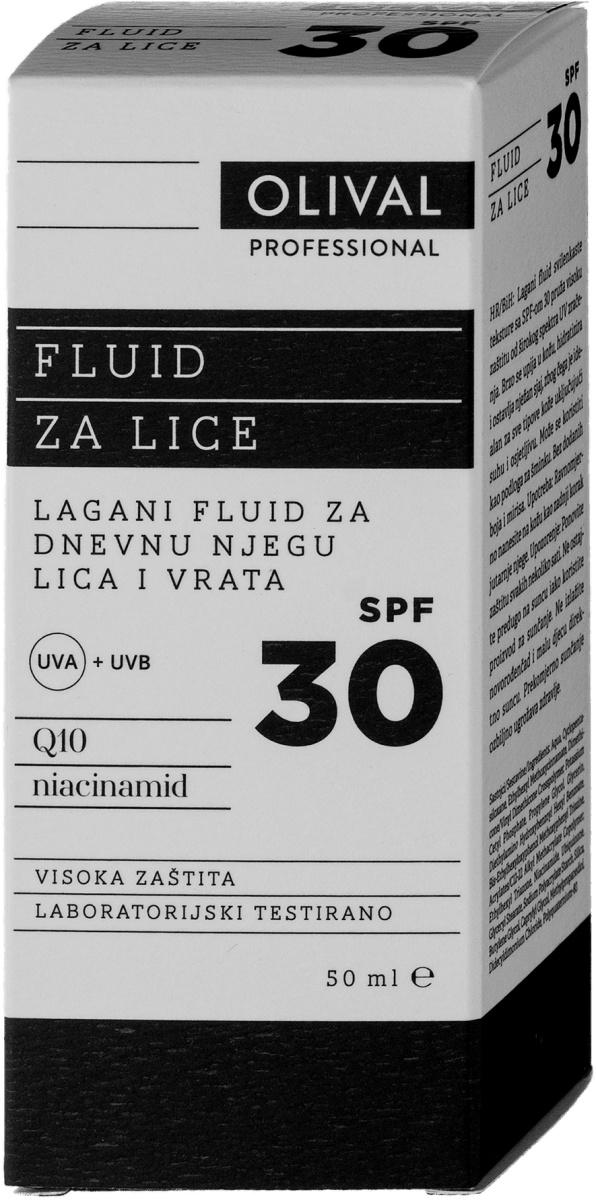 Olival Professional Face Fluid SPF 30