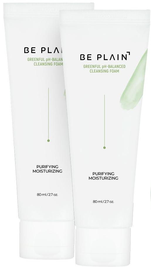 Be Plain Greenful Ph Balanced Cleansing Foam
