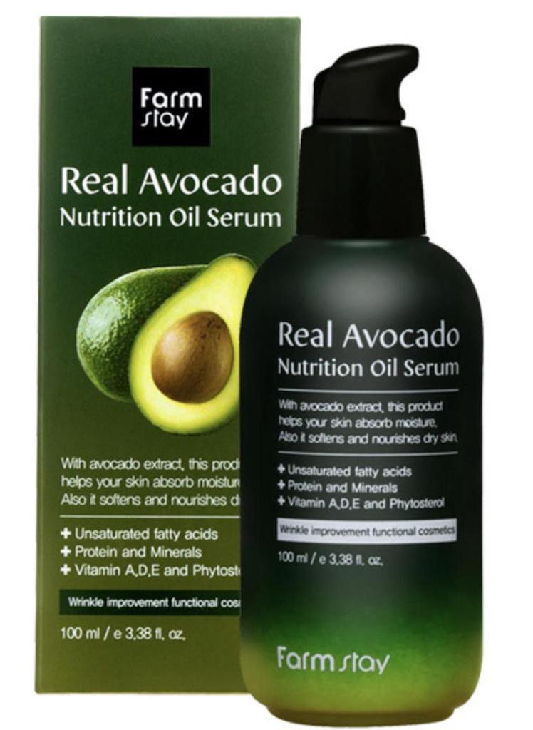 Farm Stay Avocado Oil Serum