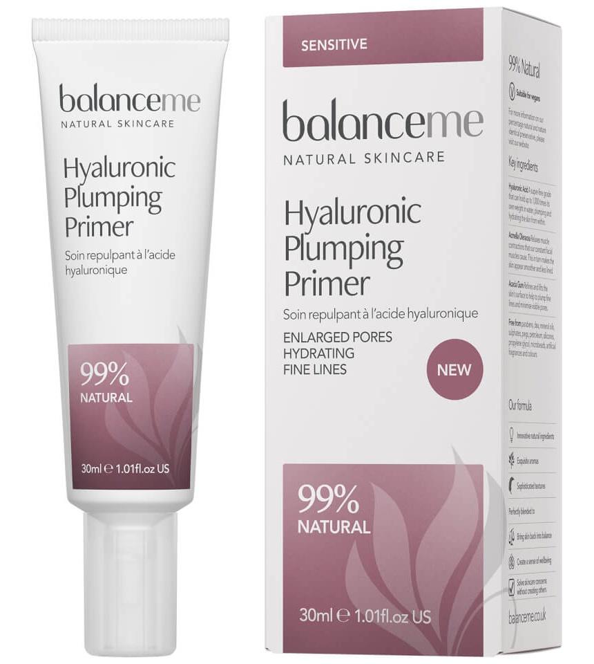 Balance Me Hyaluronic Plumping Primer