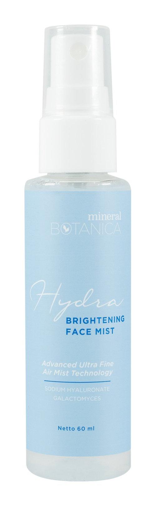Mineral botanica Hydra Face Mist - Brightening