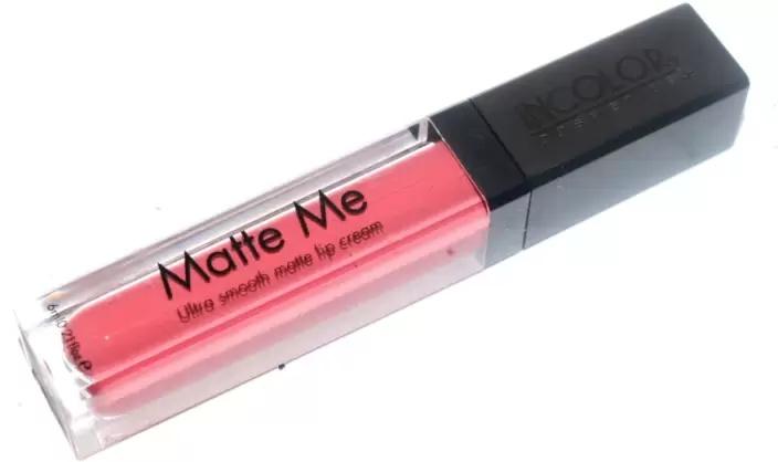 incolor Matte me Liquid Lip cream