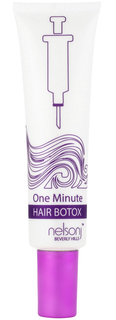 NELSON J One Minute Hair Botox Leave-In Lavender Oil Infused Treatment