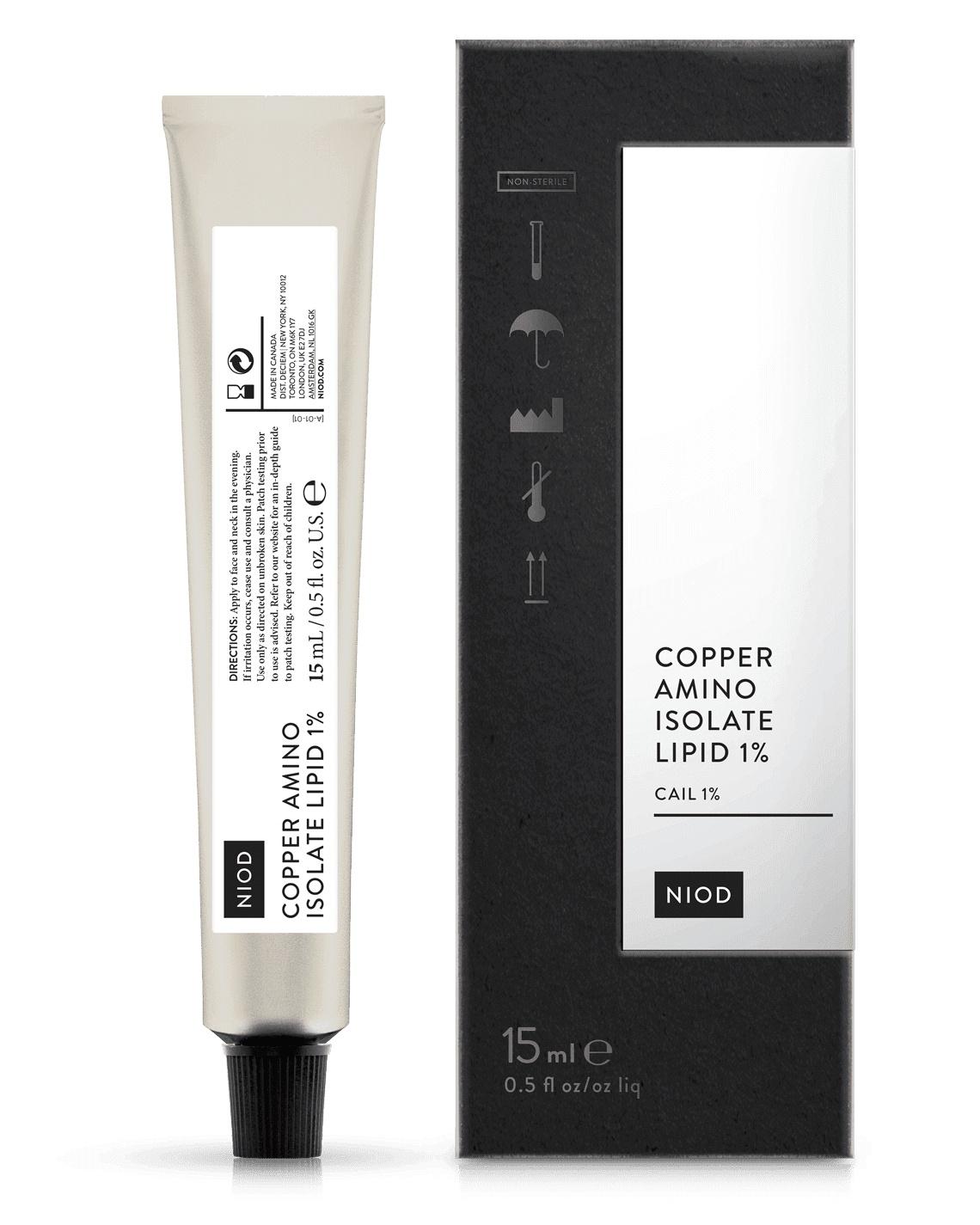 NIOD Copper Amino Isolate Lipid 1%