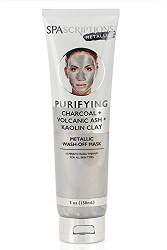 Global Beauty Care Spascriptions Metallic Wash-Off Mask