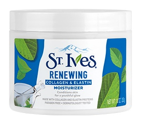 St Ives Renewing Collagen And Elastin Moisturizer