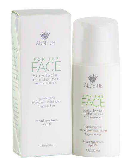 Aloe Up White Collection For The Face Daily Moisturizer