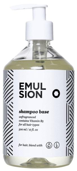 Emulsion Sls-Free Shampoo Base