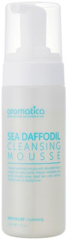 Aromatica Sea Daffodil Cleansing Mousse