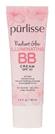 Purlisse Radiant Glow Illuminating BB Cream SPF30 (Light Medium)