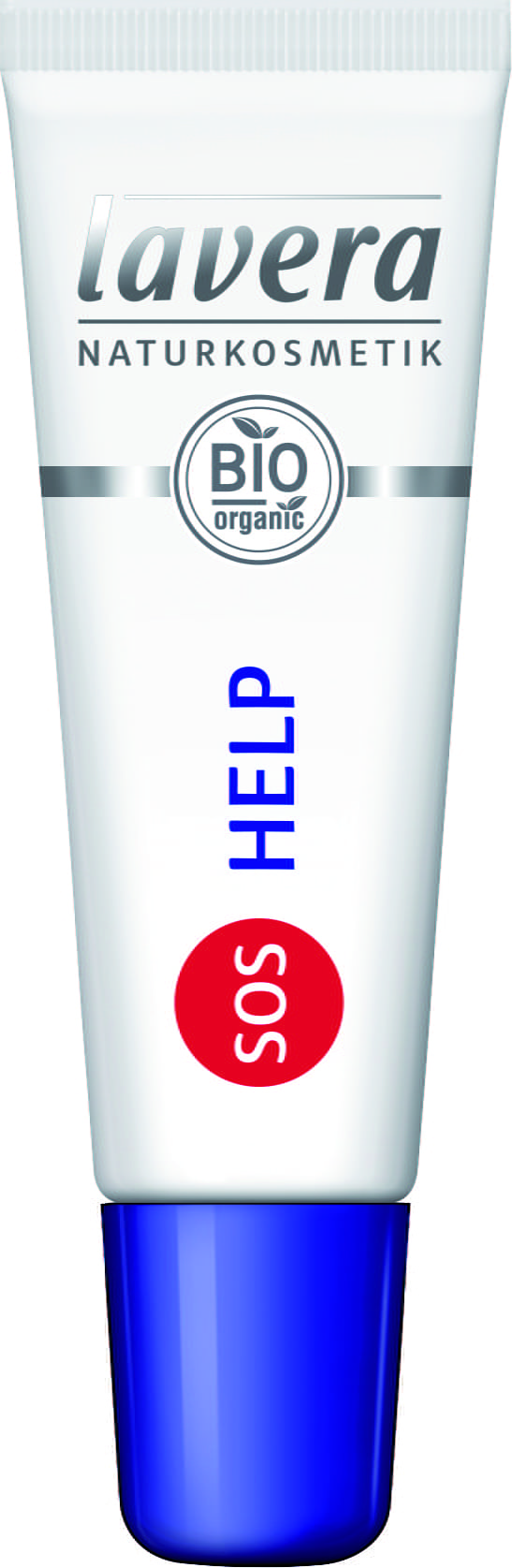 lavera SOS Help Lip Balm