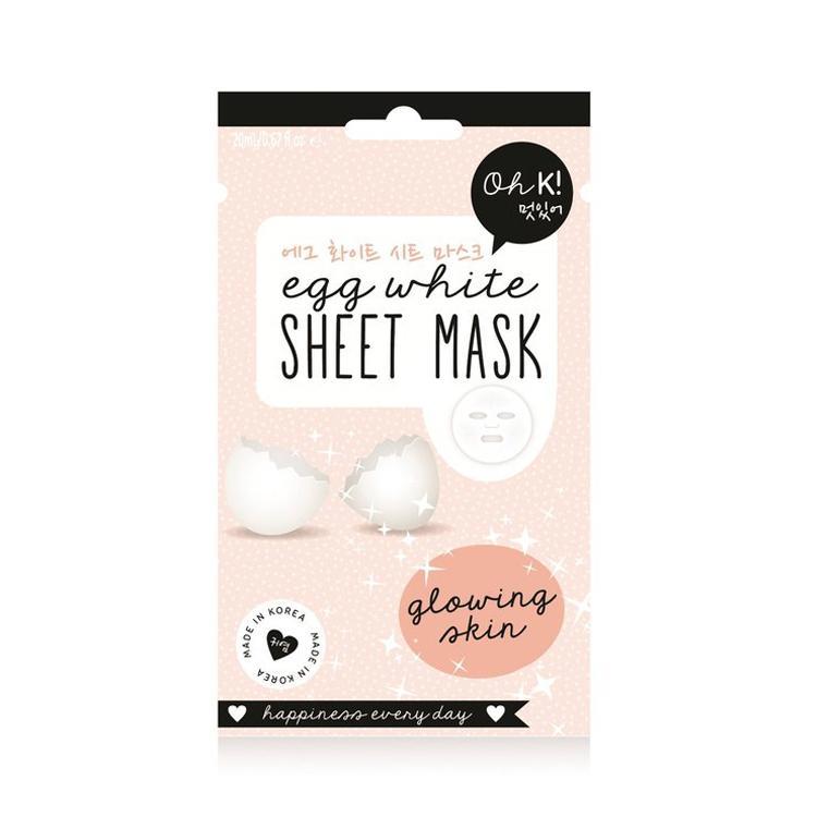 Oh K Egg White Sheet Mask