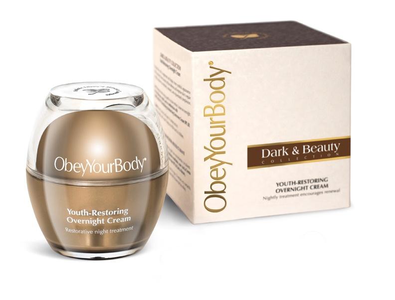 ObeyYourBody Youth-Restoring Overnight Cream