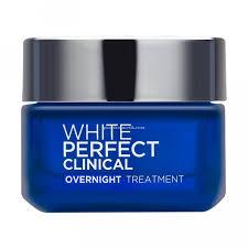 L'Oreal White Perfect Clinical Overnight Cream