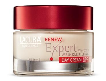 LACURA Skin Science Renew Expert Day Cream SPF 15