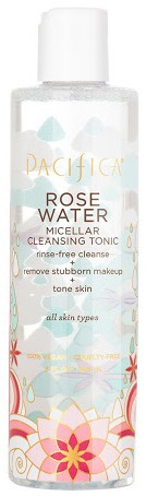 Pacifica Rose Water Micellar Cleansing Tonic