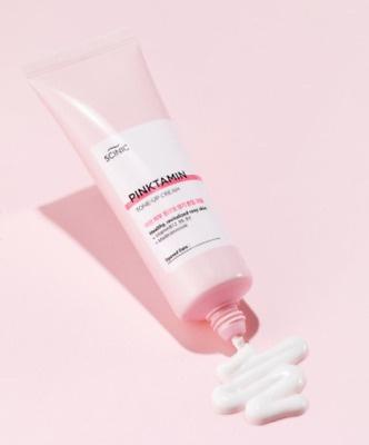 Scinic Pinktamin Tone-Up Cream