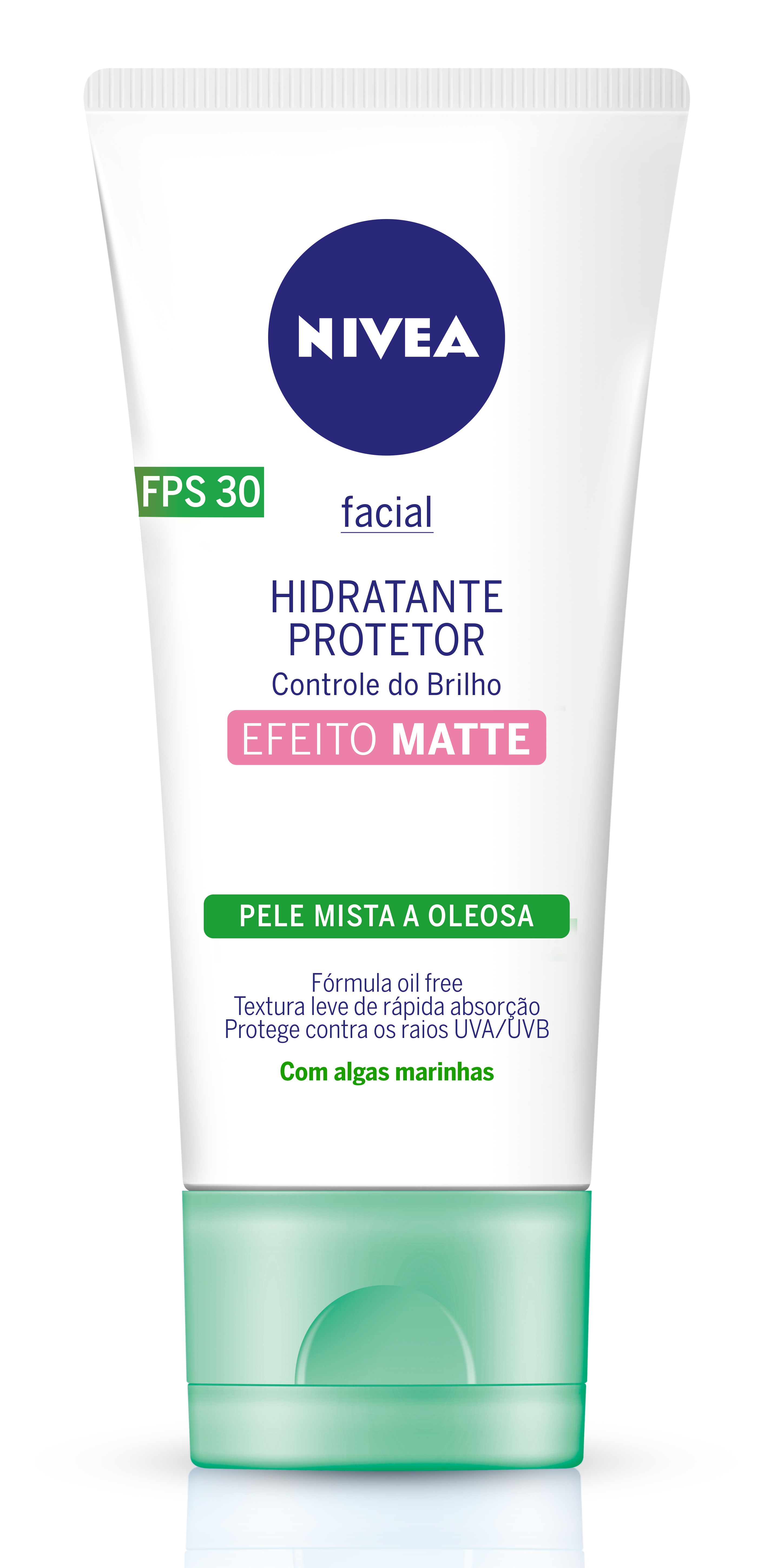 Nivea Hidratante Protetor Efeito Matte SPF 30