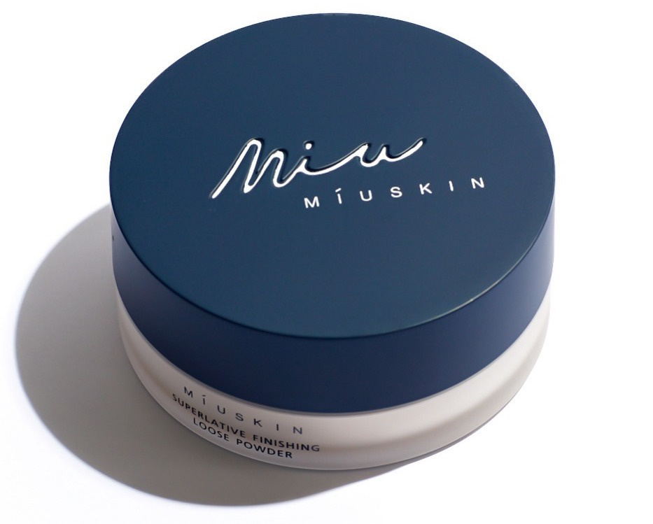 Míuskin Superlative Finishing Loose Powder - Translucent