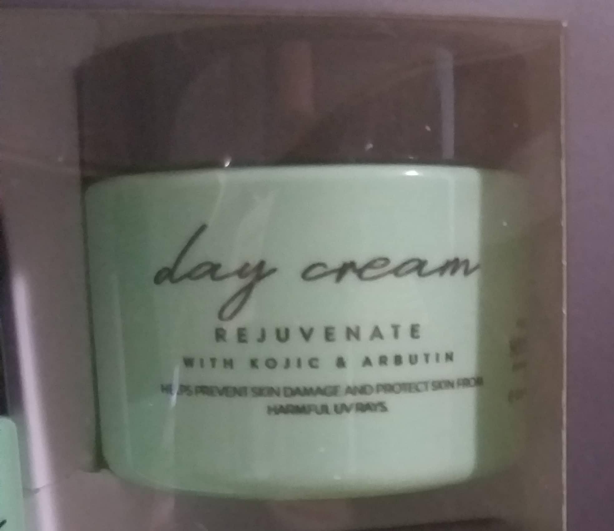Seoul Beauty Rejuvenating Day Cream