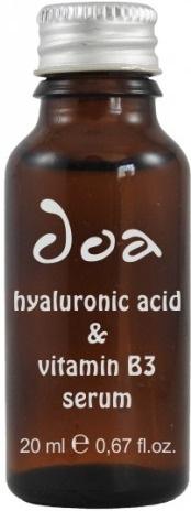 doa kozmetik Hyaluronic Acid B3 Vitamini Serumu